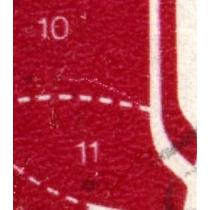 2130 Exporta 1° E Toro Fractura Pierna Pos#50 80c Usado 1976