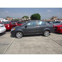 Chevrolet Aveo Ltz Automatico 2015 Varios Colores