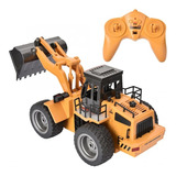 Excavadora Juguetes Rc Control Remoto Construccion 1:18 Niño