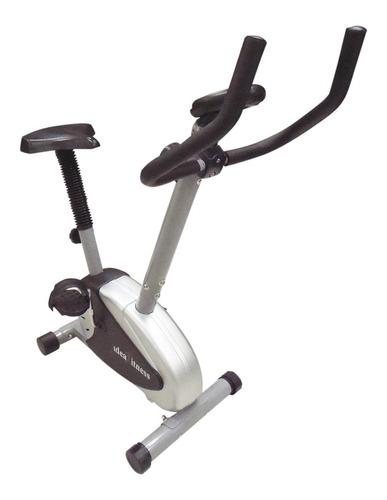 Bicicleta Fija Vertical De Ejercicio Magnetica Idea