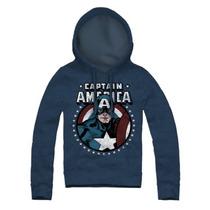 Capitán América Hoodie Mascara De Latex Marvel