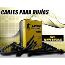 Cables De Bujia Kem Ford Fiesta Ikon Ka 1.6lts 2001-2007
