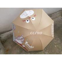 Paraguas Sombrilla Anime Mi Vecino Totoro