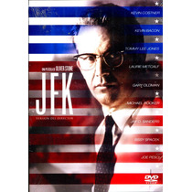 Dvd J.f.k. ( J.f.k. ) 1991 - Oliver Stone / Kevin Costner