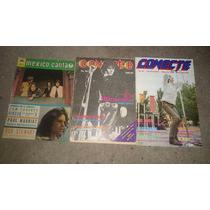 Revista Conecte Y Mexico Canta En Portada Jim Morrison