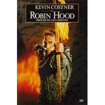 Robin Hood El Principe De Los Ladrones Kevin Envio Gratis!