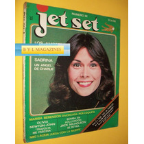 Kate Jackson Angeles De Charlie Revista Jet Set 1978 Sabrina