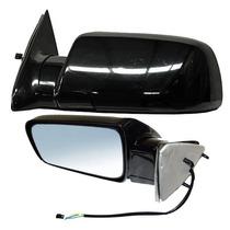 Espejo Chevrolet Suburban / Silverado 92 - 98 Elec Negro Izq