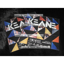 Keane Stickers Palacio Perfect Symmetry De Coleccion!!