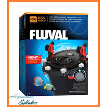 Fluval Fx6 Filtro Profesional De Canasta/ Canister