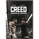 Creed Corazon Campeon Sylvester Stallone Rocky Pelicula Dvd
