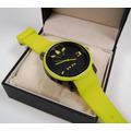 Reloj . A D I D A S  . De Acero / Caucho Nuevo Kaagn1
