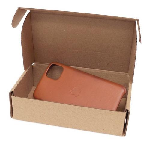100 Mailbox 11x19x5 Caja De Envios Carton Kraft Accesorios