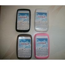 Wwow Silicon Skin Case Blackberry Bold 6 9790 Excelentes!!!