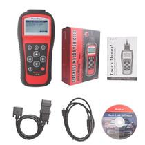 Escaner Autel Md 801 Obd2 Automotriz Abs Airbag Motor Transm