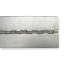 Bisagra Tipo Piano Natural Aluminio 1-1/4 3/32