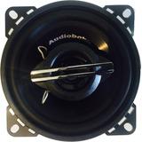 Bocinas Para Carro Auto 4 Pulgadas Audiobahn 400watts