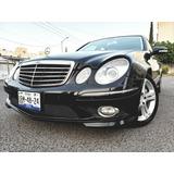 Mercedes-benz Clase E 5.0l 500 Avantgarde Mt 2007