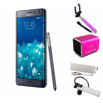 Samsung Galaxy Note Edge 32gb Palo Self Batería Bocina Auric