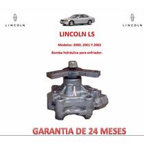 Bomba Licuadora Hidráulica P/enfriador Lincoln Ls 2000-2002