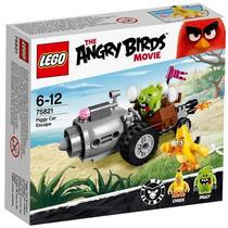 Lego Angry Birds 75821 Auto De Los Cerdos Entregas Metepec