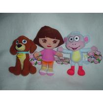 Dora Botas Y Puppy Nuevos Originales Unicos Fisher Price