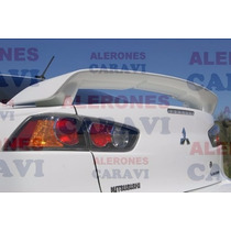 Lancer 2013 Vendo Aleron Evo Edicion Especial Mexico,