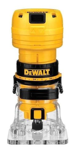 Router Dewalt Dwe6000 500w 110v