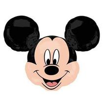 2 Globos Metálicos Jumbo 28 Pulgadas Mickey Mouse, Fiesta