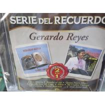Gerardo Reyes Serie Del Recuerdo Cd Nuevo Sellado