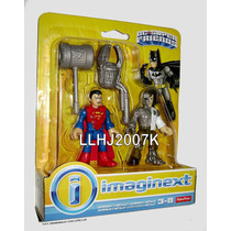 Superman Vs Metallo Super Friends Dc Imaginext Batman