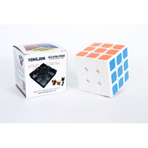 Cubo Rubik Yj Moyu 3x3 Guanlong Puzzles Rompecabezas