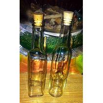 Botellas Para Invitación Con Conchas Naturales Gratis