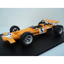 Fórmula 1 Mclaren M7a 1969 Denny Hulme Gp México 1969