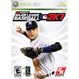 Major League Baseball Mlb 2k7 Xbox 360 Seminuevo En Igamers