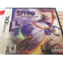 The Legend Of Spyro Dawn Of The Dragons Nds