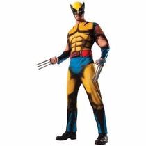 Disfraz De Wolverine Para Adultos Envio Gratis
