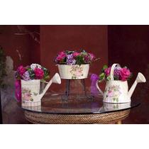 Regaderas Vintage,floreros,jarras,cubetas