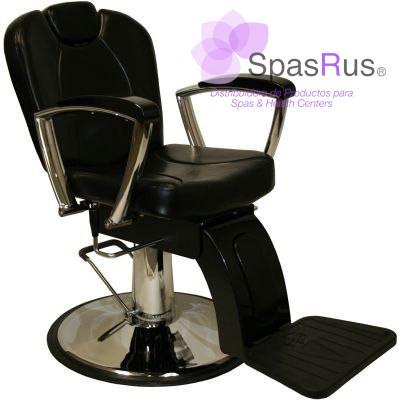 Silla sillon hidraulico para estetica o peluqueria 7815 for Sillas para estetica