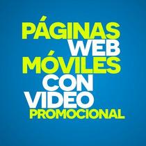 Paginas Web | Versión Móvil Con Video Explicativo