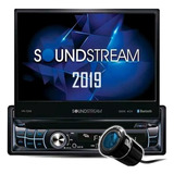 Autoestereo Dvd Pantalla Tactil Monitor Soundstream Usb Bluetooth Mp3