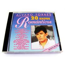 Alvaro Torres / 20 Exitos Romanticos Ed Limitada Cd Nuevo