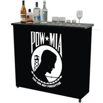 Pow Two Shelf Portable Bar With Case