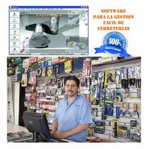 Programa Gestión De Ferreteria Compras Ventas Inventarios