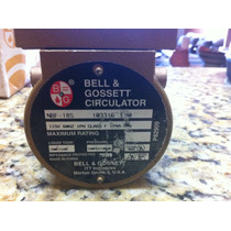 Bomba Impulsora De Agua Bell Gosett 103316
