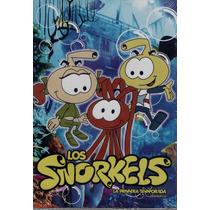 Los Snorkels. Primera Temporada. Dvd Nuevo.