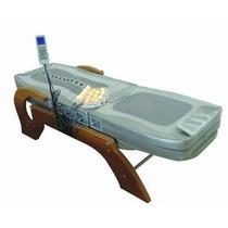 Cama De Masaje Electrico/spa Y Sauna Con Tratamiento De Jade