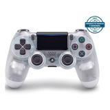 Control Consola Ps4 Sony Play Station 4 Dualshock 4 Crystal Original Nuevo