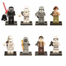 Set 8 Minifiguras Star Wars Compatibles Con Lego - Kylo Ren