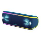 Bocina Sony Extra Bass Xb41 Portátil Inalámbrica Azul